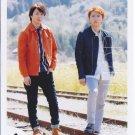 ARASHI - OHNO & SHO - Johnny's Shop Photo #018