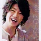 ARASHI - AIBA MASAKI - Johnny's Shop Photo #060