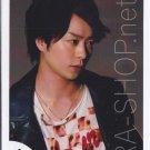ARASHI - SAKURAI SHO - Johnny's Shop Photo #037