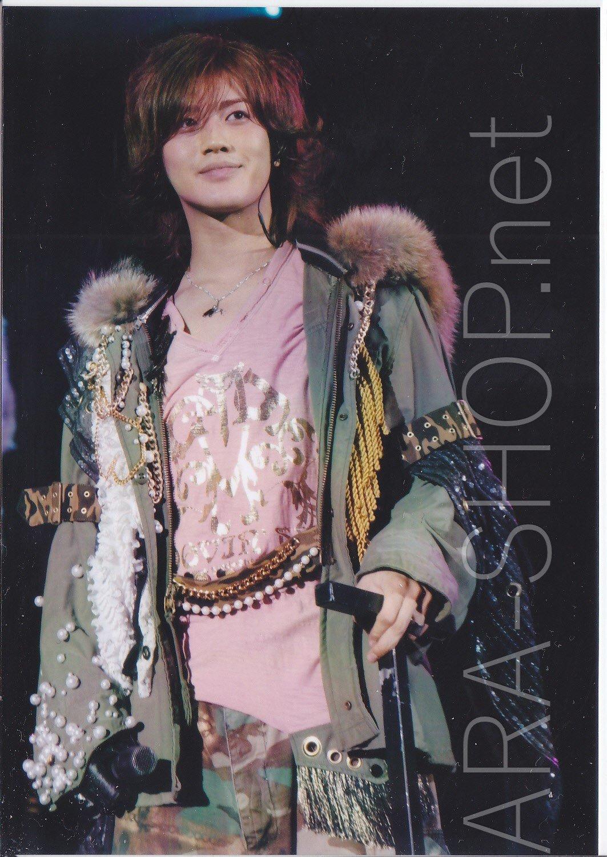 KAT-TUN - AKANISHI JIN - Johnny's Shop Photo #011