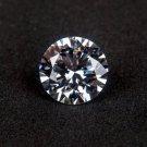 5mm ROUND CUT CZ CUBIC ZIRCONIA GEMS Beads Elegant Premium Grade AAA x5 Jewelry