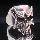 Skull Rings Size 9 Men's Jewelry Skeleton Corpse mann smykker ring Hodeskalle