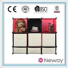 9 cube storage unit HYP-103-9B