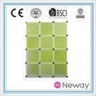 plastic cube storage boxes HYP-103-12A