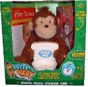 Potty Training Monkey