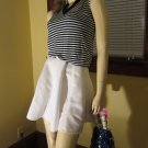 Vintage 70s Cheerleader Outfit Costume Rah Rah Go Team S/M ooak dressup