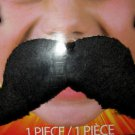 60s 70s Dude The Gentleman Mens Stick On Mustache Costume Party Must Have