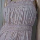 Vintage 50s Sweetheart Pink Polka Dot Lolita Babydoll Sun Dress NYMPHORM L.