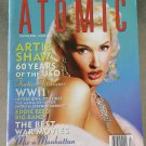 Atomic Magazine The Essential Guide To Retro Culture Winter 2001 Issue No. 8 Retro Pinups EX