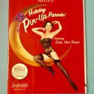 Frederick's of Hollywood Lingerie Catalog Holiday Pin-Up Parade Dita Von Teese Cover 2007
