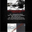 2Pac - Album Rare & Deluxe 1991-1996 (6CD)