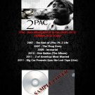 2Pac - Rare Album,Best of & Live 2007-2011 (6CD)
