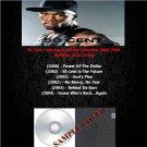 50 Cent - Mixtapes Album Collection 2000-2004 (6CD)