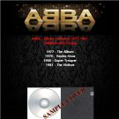 ABBA - Album Collection 1977-1981 (4CD)