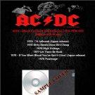 ACDC - Album Rarities & Live Collection 1974-1978 (6CD)