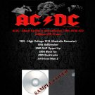 ACDC - Album Rarities & Live Collection 1995-2010 (6CD)