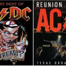 ACDC - Album Rarities & Live Collection 2016 (4CD)