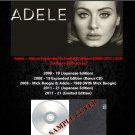 Adele - Album Expanded & Limited Editions 2008-2011 (5CD)