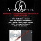 Apocalyptica - Album Deluxe & Bonus 2003-2010 (Silver Pressed 5CD)*