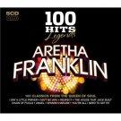Aretha Franklin - 100 Hits Legends 2010 (Silver Pressed Promo 5CD)*