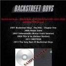 Backstreet Boys - Album,Best of Hits & Bonus 2001-2011 (6CD)