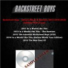 Backstreet Boys - Deluxe Album & Remixes 2013-2016 (6CD)