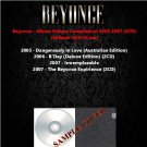 Beyonce - Album Deluxe Compilation 2003-2007 (6CD)