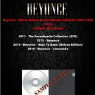 Beyonce - Album Deluxe & Soundtracks Collection 2011-2016 (5CD)