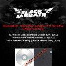 Black Sabbath - Deluxe Album Collection 1970-1971 2016 (6CD)