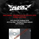 Black Sabbath - Album,Best of & Live 2012-2013 (5CD)