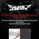 Black Sabbath - Album,Live & Ultimate Collection 2016 (5CD)