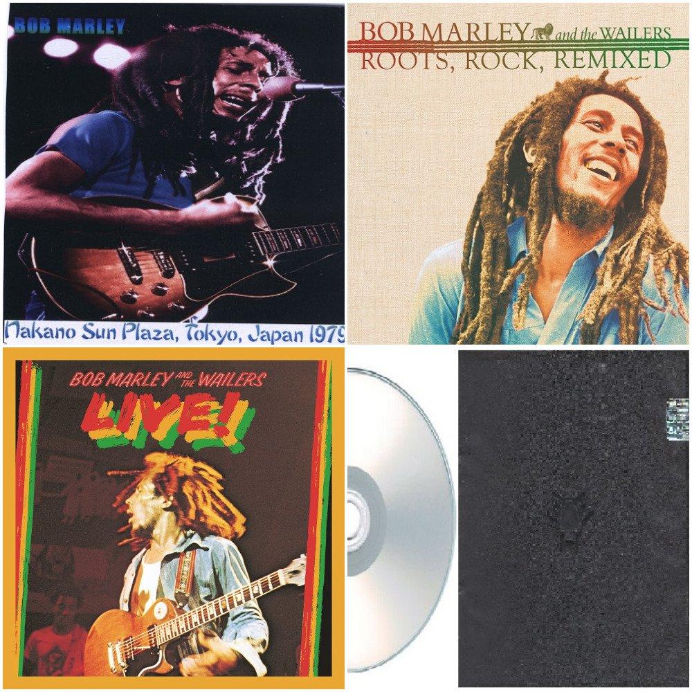 Bob Marley - Album Deluxe,Live & Remixed 2015-16 (6CD)