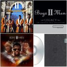 Boyz II Men - Album,Deluxe & Expanded 1991-2014 (5CD)