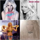 Britney Spears - Album Essential,Live & Remix 2013-16 (6CD)