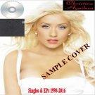 Christina Aguilera - Singles & EPs 1998-2016 (Silver Pressed 6CD)*