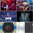 Coldplay - Album Deluxe & Live 2009-2015 (5CD)