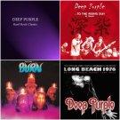 Deep Purple - Deluxe Remastered & Live 2014-2016 (6CD)