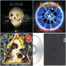 Def Leppard - Remastered Deluxe Edition 2008-2009 (5CD)