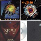 Def Leppard - Remastered Deluxe Edition 2009-2013 (5CD)