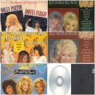 Dolly Parton - Collaborations Collection Vol.1 (Silver Pressed 5CD)*