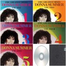 Donna Summer - DMC Greatest Mixes Vol.1-5 (5CD)