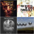 Dream Theater - Deluxe Album Collection 1999-2005 (5CD)