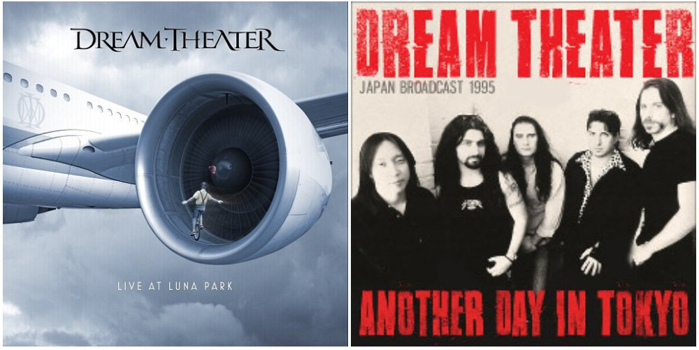 Dream Theater - Live at Luna Park 2013 & Tokyo 2016 (5CD)