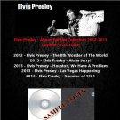 Elvis Presley - Album Rarities Collection 2012-2013 (5CD)