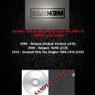 Eminem - Deluxe Album & Greatest Hits 2009-10 (6CD)