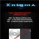 Enigma - Hits & Remixes 2005-2009 (Silver Pressed 5CD)*