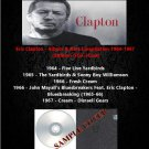 Eric Clapton - Album & Rare Compilation 1964-1967 (5CD)