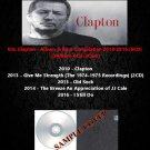 Eric Clapton - Album & Rare Compilation 2010-2016 (6CD)