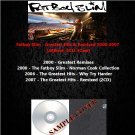 Fatboy Slim - Greatest Hits & Remixed 2000-2007 (5CD)