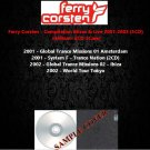 Ferry Corsten - Compilation Mixes & Live 2001-2002 (5CD)